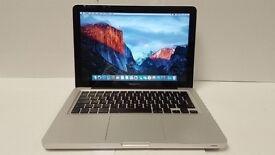 Apple MacBook Pro 13 inch Core i7 2.7 Ghz 16gb Ram 500 HD Logic ProX, Adobe CC, Final Cut, Auto Cad