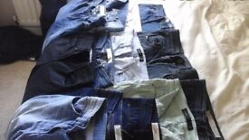 Next jeans 8L various colours