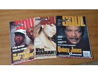 Classic Soul Magazine Collection - Blues & Soul 1974 - 2000's