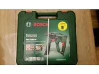 BOSH SDS DRILL BRAND NEW WAS £150 TODAY OFFER £79