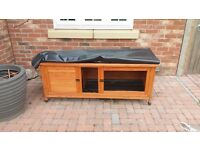 Guinea/Rabbit Hutch. £35