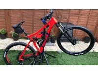 2018 nearly new voodoo zobop rrp £1200 plus £300 upgrades