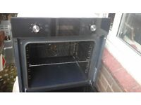 Samsung integrated single oven /grill £65