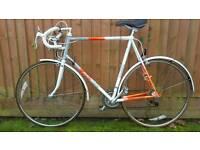 Raleigh mercy road bike