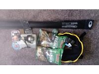 Feeder and lure fishing sets
