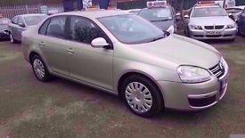 VW JETTA 1.9 TDI S 2007 / 1 OWNER / 86K MILES / FULL SERVICE HISTORY / HPI CLEAR / 12 MONTH MOT