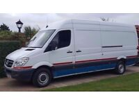 24/7 MAN & VAN HOUSE REMOVALS VAN HIRE, CLEARANCE*UNBEATABLE PRICES GUARANTEED* EXCELLENT SERVICE *