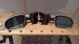 BMW 5 Series Pair Of Door Mirrors