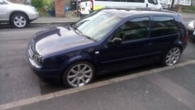 mk4gulf V6/2.8/FOUR MOTION almost 1yr MOT