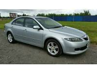 2007 Mazda 6  1.8.  April 2018 Mot. Lovely in Silver.  Astra Vectra civic mondeo