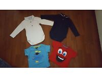 Baby aboy 9-12 small bundle