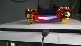 Iron man ps4 trick controller