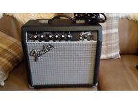Fender Squire Guitar, Amp & Accessories