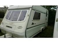 Compass rallye 2 birth caravan £545 ono