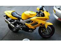 Honda VTR1000 firestorm for sale, great example lots of extras!