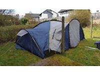 lichfield arapahoe 6 man tent
