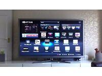 Samsung SMART PS64E8000 MASSIVE 64 INCH PLASMA TV 3D BUILT IN WI Fi