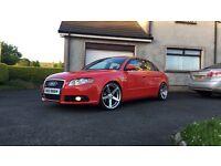 Audi A4 b7 2007 2.0 sport BRE engine code