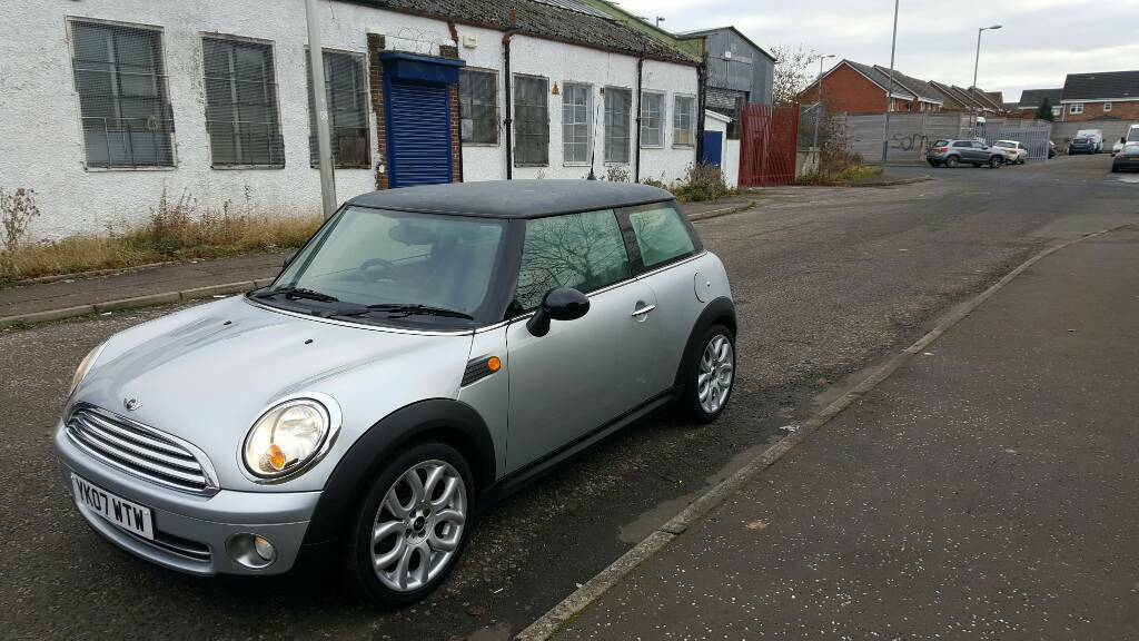 Mini hatch 1.6 copper 3dr petrol,what a car,totally stunning