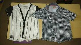 Boys clothes age 5 / 6 years