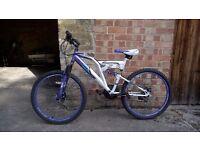 Girls Boys Dunlop Cosmos Mountain Bike Bicycle