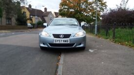 Lexus IS220d manual Diesel Very Economical and Efficient Drives Like new £2995