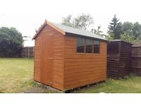 Big shed, good condition