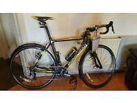 Boardman 53 cm full carbon fibre bike new