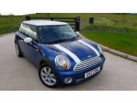 ONLY £2950,NEW MODEL MINI,ELECTRIC BLUE MINT CAR,polo,golf,leon,i20,i10,bmw,passat,mx5,rs,st,micra,