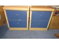 Bedside Table x 2 - £35.00 for the pair or £20.00 if sold singularly