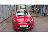 2012 Vauxhall aster Sri cdti