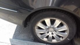 ALLOY WHEEL FOR SALE - GRAYS AREA