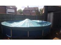 Bestway Steel Pro Frame Pool - Bargin