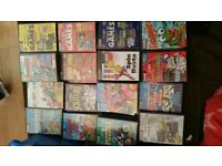 PC CD ROM Games 1 each 6 for 5.00