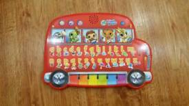 LeapFrog Touch Magic Learning Bus toy