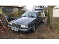 Volvo 850 2.5 Petrol Auto - Excellent runaround, MOT to End Oct, Banger Rally 7 Seat