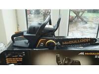 Mcculloch cs360T chainsaw