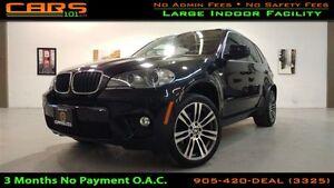 2013 BMW X5 xDrive35i | M-Sport | Navigation | 7 Passenger |