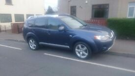 Mitsubishi Outlander 7 seater diesel must go today