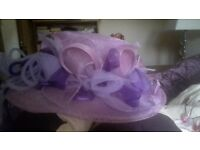 Ladies lilic hat for sale