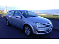 VAUXHALL ASTRA 1.6 DESIGN 5 DOOR**69,000 MILES**FULL SERVICE HISTORY**DRIVES GREAT**£1595ono**