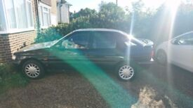 Ford Escort 1995 - Engine great condition, Body minor aesthetic damage. Original interior and stereo