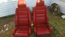 Alfa gt etc seats