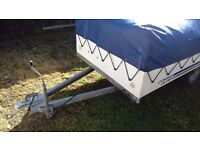 TRAILER TENT CONWAY OLYMPIA 1998 TOP OF THE RANGE