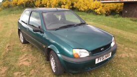 1.25 Ford Fiesta 2002