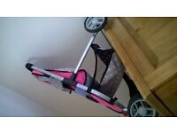 kids buggy, doll walker and kitchen
