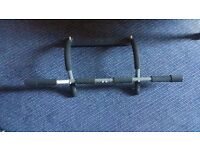'BODY Sculpture' Portable Door Pull-up / Chin-up Bar / Upper Body Trainer