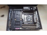 Asus sabertooth x99 motherboard