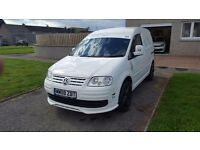 VW Caddy 1.9TDI PD 2008