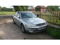 lovely 1.8 mondeo